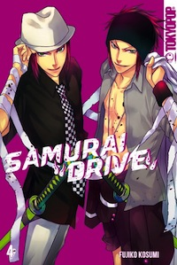 Samurai Drive 04