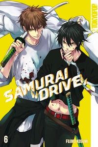 Samurai Drive 06