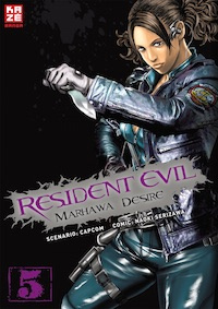 Resident Evil – Marhawa Desire – Band 5