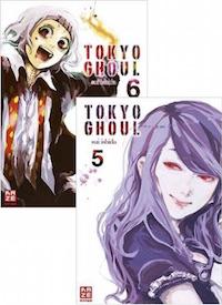 Sui Ishida – Tokyo Ghoul 5 und 6