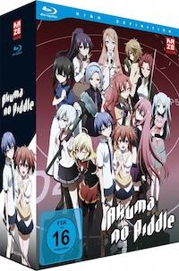 Akuma no Riddle Vol. 1