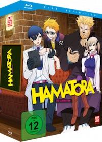 Hamatora – The Animation Vol. 1
