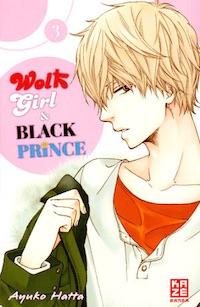 Ayuko Hatta – Wolf Girl & Black Prince Band 3