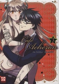 Henu Sakaki / Lita Tachibana – Café Acheron Band 3