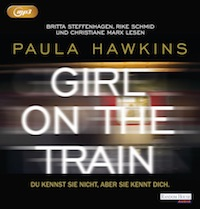 Paula Hawkins – Girl on the Train