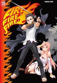 Shouji Sato – Fire Fire Fire