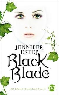 Jennifer Estep – Black Blade - Das eisige Feuer der Magie Band 1