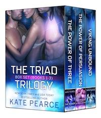 Kate Pearce – The Triad Trilogy