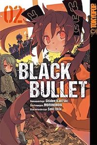 Shiden Kanzaki / Morinohon – Black Bullet Band 2