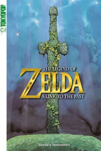 Shotaro Ishinomori – The Legend of Zelda – A Link to the Past