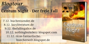Blogtour Centum Night