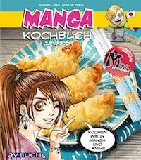 Angelina Paustian – Manga Kochbuch Japanisch