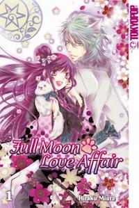 Hiraku Miura – Full Moon Love Affair Band 1