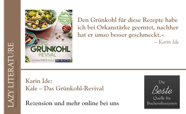 Karin Iden – Kale – Das Grünkohl-Revival Zitat