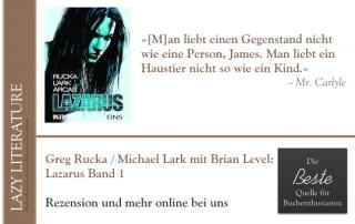 Greg Rucka / Michael Lark mit Brian Level – Lazarus Band 1 Zitat
