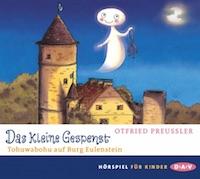 Ottfried Preußler – Das kleine Gespenst – Tohuwabohu auf Burg Eulenstein