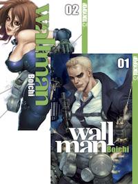 Boichi – Wallman Band 1 und 2