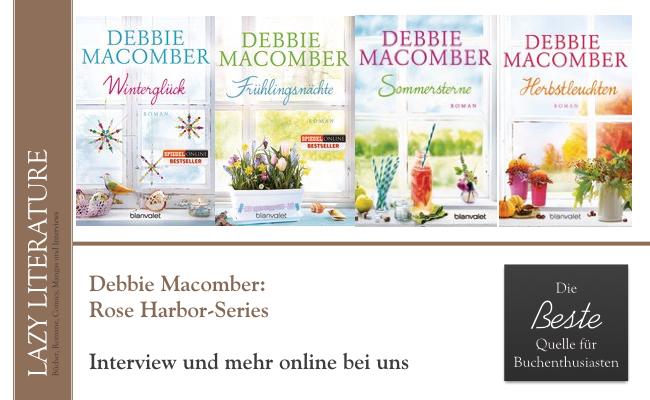 Debbie Macomber Interview 2016 Zitat engl