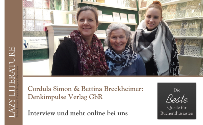 Denkimpulse Verlag Interview Zitat