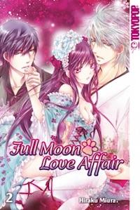 Hiraku Miura – Full Moon Love Affair Band 2