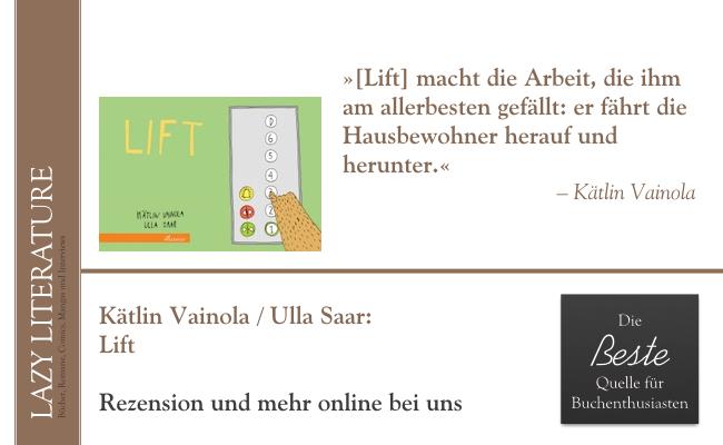 Kätlin Vainola / Ulla Saar – Lift Zitat