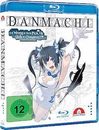 Danmachi vol. 1
