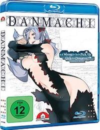 Danmachi vol. 3
