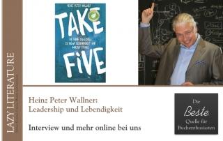 Heinz Peter Wallner Interview 2016 Zitat