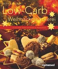 Beate Strecker – Low-Carb Weihnachtsbäckerei