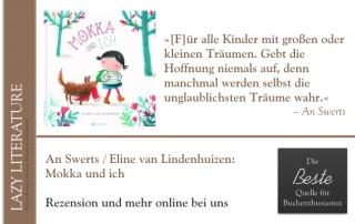An Swerts / Eline van Lindenhuizen – Mokka und ich Zitat