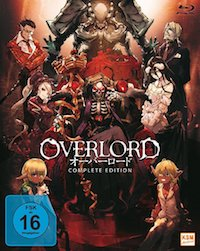 Overlord Anime Staffel 1