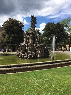 Schlossgarten Erlangen 2018