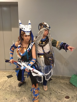 Horizon Zero Dawn Connichi 2019